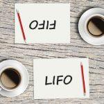 روش fifo و lifo