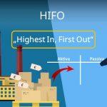 روش HIFO در قیمت گذاری کالا